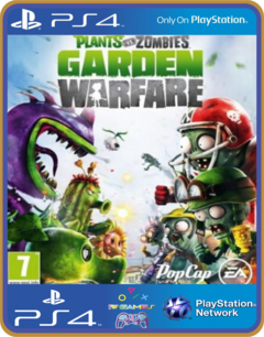 Ps4 Plants Vs Zombies Garden Warfare Psn 1 Mídia Digital