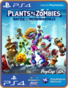 PLANTS VS ZOMBIES BPN EDIÇÃO FOUNDER PS4 MÍDIA DIGITAL