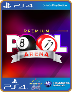 PS4 Premium Pool Arena Psn Original 1 Mídia Digital