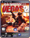 Ps3 Tom Clancys Rainbow Six Vegas 2 Psn Mídia Digital