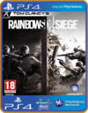 Ps4 Tom Clancys Rainbow Six Siege Original 1 Mídia Digital