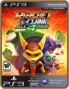 Ps3 Ratchet & Clank All 4 One | Mídia Digital - comprar online