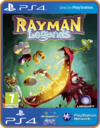 Ps4 Rayman Legends Português Psn Original 1 Mídia Digital