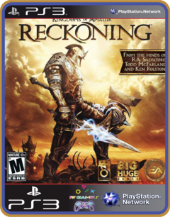 Ps3 Kingdoms Of Amalur Reckoning | Original Mídia Digital - comprar online