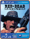 PS4 Red Dead Revolver Psn Original 1 Mídia Digital