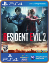 RESIDENT EVIL 2 PS4 - MIDIA DIGITAL ORIGINAL 1