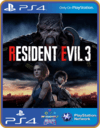 PS4 RESIDENT EVIL 3  Psn Original 1 Mídia Digital