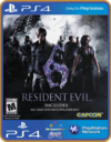 Ps4 Resident Evil 6 Psn Original 1 Mídia Digital
