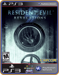 Ps3 Resident Evil Revelations |  Original Mídia Digital