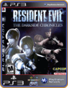 Ps3 Resident Evil The Darkside Chronicles - Mídia Digital