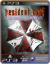 Ps3 Resident Evil The Umbrella Chronicles - Mídia Digital