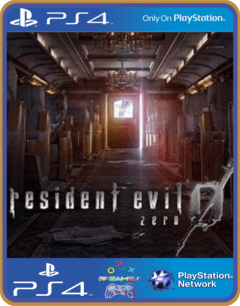 Ps4 Resident Evil 0 Psn Original 1 Mídia Digital