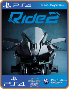 Ps4 Ride 2 Psn Original 1 Mídia Digital