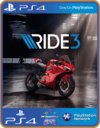 PS4 Ride 3  Psn Original 1 Mídia Digital