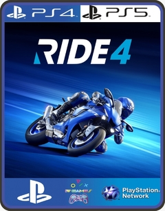 RIDE 4 PS5 PSN MÍDIA DIGITAL ORIGINAL 1