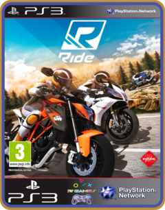 Ps3 Ride | Mídia Digital
