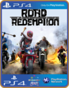 PS4 Road Redemption Psn Original 1 Mídia Digital