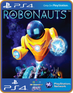 PS4 Robonauts Psn Original 1 Mídia Digital