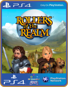 PS4 Rollers of the Realm Psn Original 1 Mídia Digital