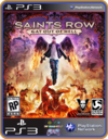 Ps3 Saints Row Gat Out Of Hell - Original Mídia Digital