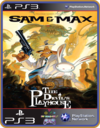 Ps3 Sam & Max The Devils Playhouse - Original Mídia Digital