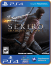 PS4 Sekiro Shadows Die Twice original 1