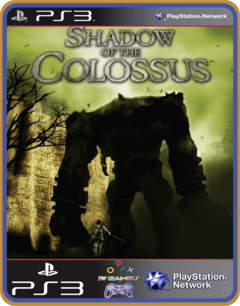 Ps3 Shadow Of The Colossus | Original Mídia Digital