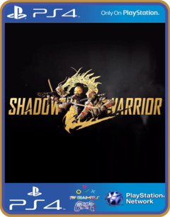PS4 Shadow Warrior 2 Psn Original 1 Mídia Digital