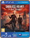PS4 SHERLOCK HOLMES THE DEVILS DAUGHTER Psn Original 1 Mídia Digital - comprar online
