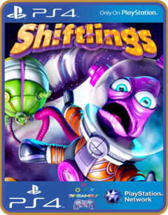 PS4 Shiftlings Psn Original 1 Mídia Digital