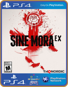 PS4 Sine Mora EX Psn Original 1 Mídia Digital