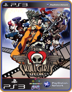 Ps3 Skullgirls Encore |  Mídia Digital - comprar online