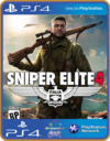 PS4 Sniper Elite 4  - MIDIA DIGITAL ORIGINAL 1