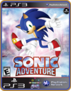 Ps3 Sonic Adventure - midia Digital