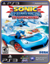 Ps3 Sonic & All-stars Racing Transformed - Midia Digital