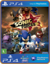 PS4 SONIC FORCES  - MIDIA DIGITAL ORIGINAL 1