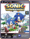 Ps3 Sonic Generations -  Midia Digital