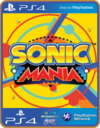 PS4 Sonic Mania  - MIDIA DIGITAL ORIGINAL 1