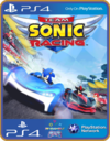 Ps4 Team Sonic Racing midia digital