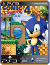 Ps3 Sonic The Hedgehog 4 Episode 1 - Midia Digital