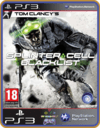 Ps3 Tom Clancys Splinter Cell Blacklist |  Mídia Digital - comprar online