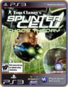 Ps3 Tom Clancy's Splinter Cell Chaos Theory Hd  - Midia