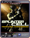 Ps3 Tom Clancys Splinter Cell Pandora Tomorrow Hd - Digital