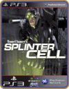 Ps3 Tom Clancy's Splinter Cell Hd | Mídia Digital