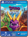 PS4 - Spyro Reignited Trilogy MIDIA DIGITAL ORIGINAL 1