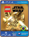 Ps4 Lego Star Wars The Force Awakens De Luxo Psn Original 1 Mídia Digital