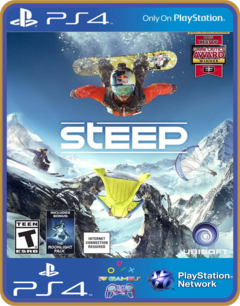 PS4 STEEP Psn Original 1 Mídia Digital