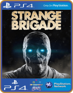 PS4 Strange Brigade - PSN ORIGINAL 1 MÍDIA DIGITAL