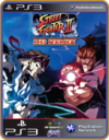 Ps3 Super Street Fighter 2 Turbo Hd Remix - Mídia Digital - comprar online