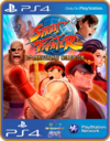 Ps4 Street Fighter 30th Anniversary Collection Psn Original 1 Mídia Digital